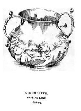 Posset-cup communion cup, Chichester